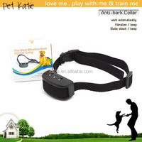 Customized Beeper and Vibrate Positive Bark Stopper Electric Dog Collars
