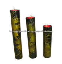 MUST HAVE item for New year occasion- Vietnamese traditional lacquer candle holder- Best price for wholesales