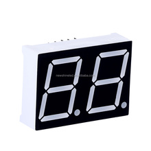 High quality 2 digit led countdown timer led 7 segment led display 0.80 inch 7 segment led display 100mm for timer display
