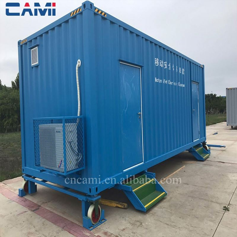Shipping container most popular modular /mobile/prefab/prefabricated steel house for private living