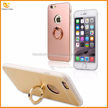 ring holder motomo aluminum case for iphone 6 6s