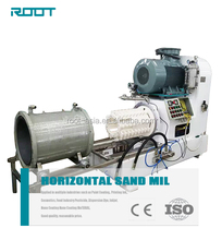 Ceramic rotor and chamber bead grinding mill equipment for nano pigment paste