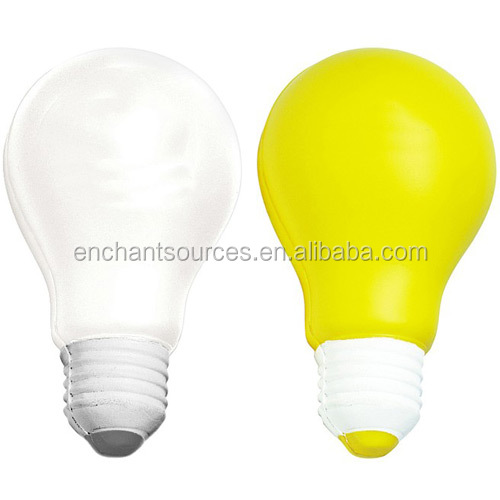 High quality anti light bulb stress ball manufacturer