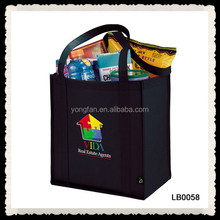 Advertising Non-Woven Recyclable Sublimation Printing Shopping Bag