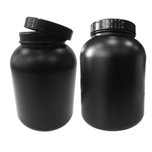 5LB Custom HDPE Plastic Bucket Bottle Jar with Lid Seal