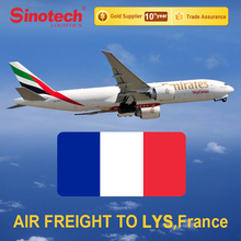 China Air Freight Forwarding Agent From China to France Lyon