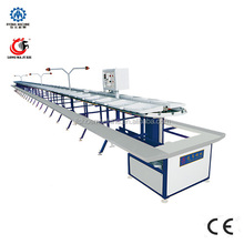 LM-322 Rotated stitching conveyor shoe stiching conveyor feeding conveyor