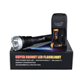 TrustFire Aluminum alloy Rechargeable 26650 Tactical Police Flashlight