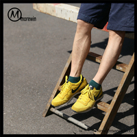 Morewin Socks Wholesale Multi-Colour Unisex Ankle Sock For Women And Men Custom Sock