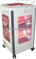 portable quartz space heater