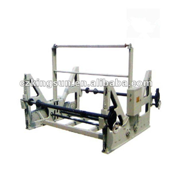 Cast Iron Mill Roll Stand /carton machine/corrugated paperboard making machine