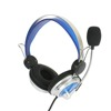 Cheap wholesale computer accessories 40mm speaker usb plug headphone
