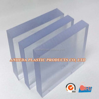 100% virgin pc material 10mm solid polycarbonate sheet with lower price