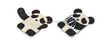 Promotion Animal Pattern Ultra thin 360 degree Full cover protective Felt Cellphone Cases
