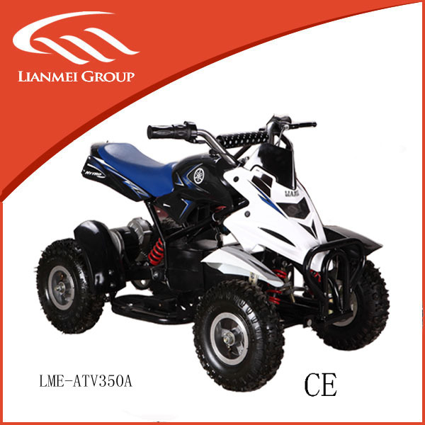electric 350w motor power with forward reverse gear design for children