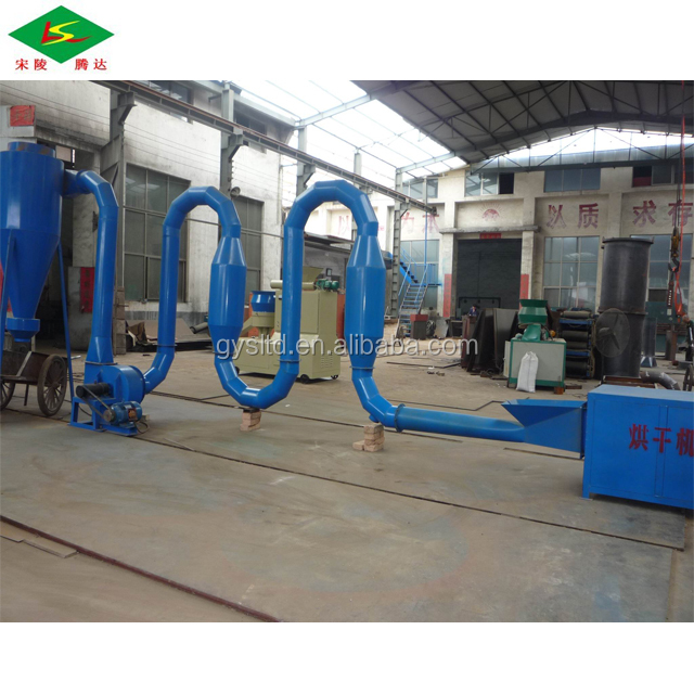 professional high efficiency different type sawdust drying machine/sawdust dryer/sawdust drying equipment