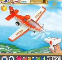 New Design Cheap Plastic Toy RC Plane Airplane