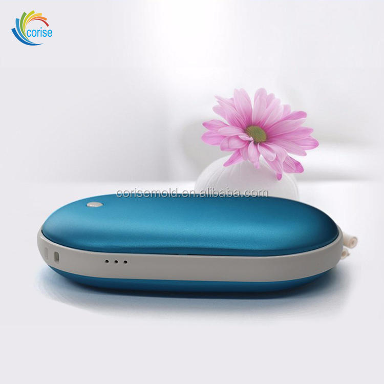 Creative Gifts Hand Warmer Power Bank Electronic Recharge 5200mah Mini Power Bank