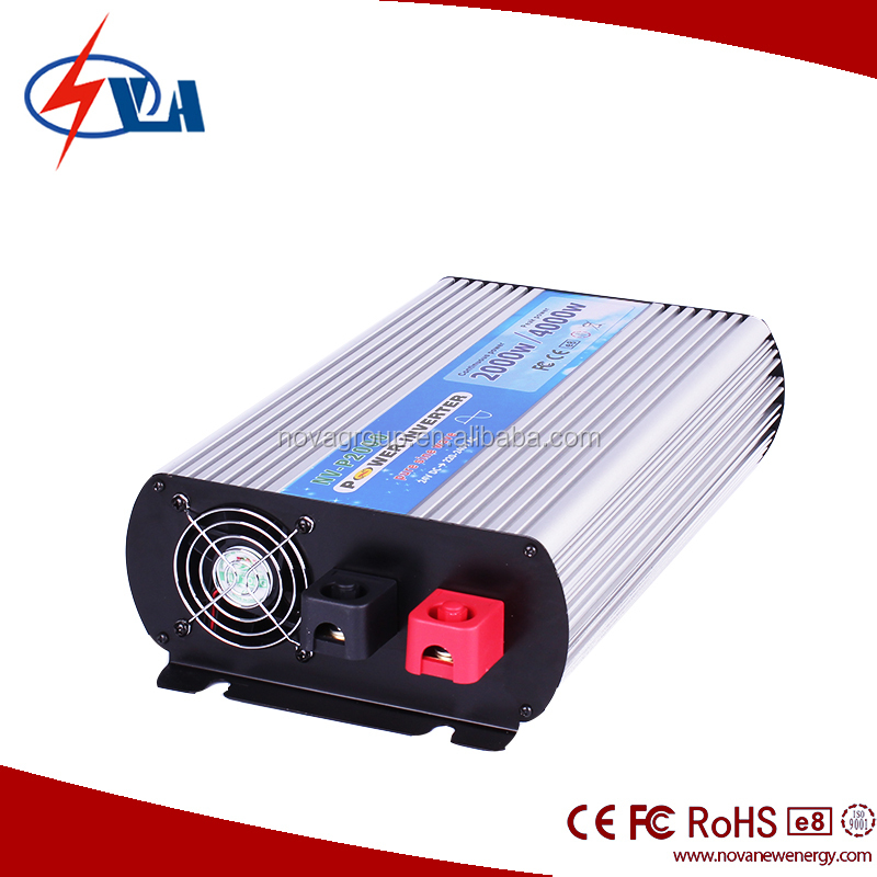 dc ac solar inverter generator 2500W 220V inverter,pure sine wave,CE RoHS ISO certificated