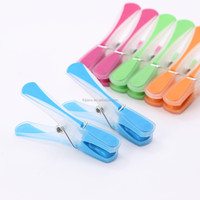 plastic clothes pegs, plastic clip with JX1079