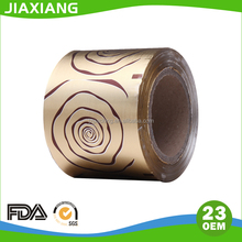 china online shopping Gold Aluminum foil paper roll printing