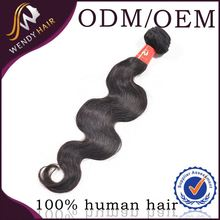 6a real Good Vendors hair extension weaving yaki weave wavy hair human