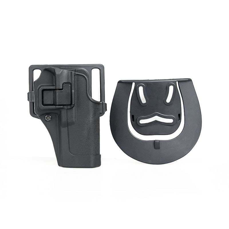 GZ7-0058 pistol glock leather gun holster