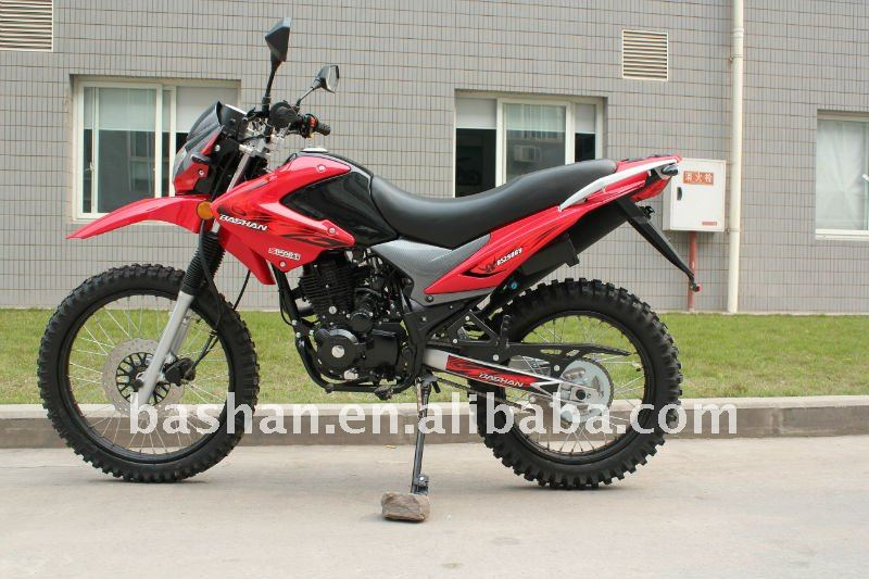 2015 Hot sell 200cc dirt bike(off road) BS200GY-18 V, powerful engine, new Dirt Bike
