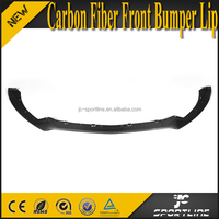 Carbon Fiber Automotive Front Bumper Lip Spoiler for Ford Mustang 2015 UP
