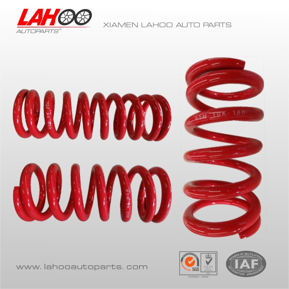 Customerized Shock Absorber Retractable Coil Spring