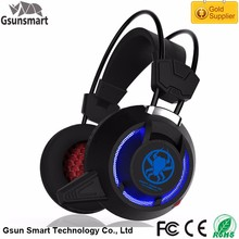 Best Selling Gaming Headphone PC835 USB and 3.5mm Jack Wired Gaming Headphone Whole OEM Headphone with Mic is available