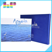 free sample exquisite design high quality case bound book printing