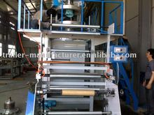 PP plastic film blowing machinery