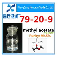 paint and coating used methyl acetate/CAS: 79-20-9 with low price