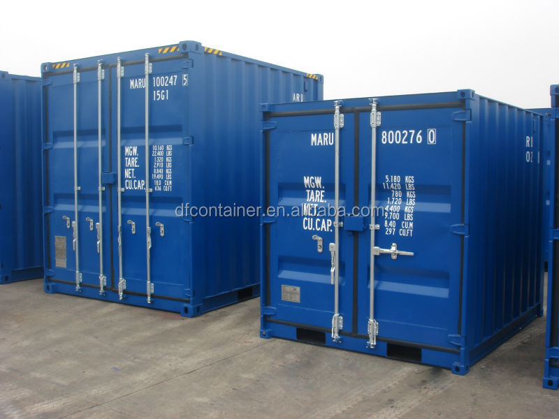 10ft GP series mini container