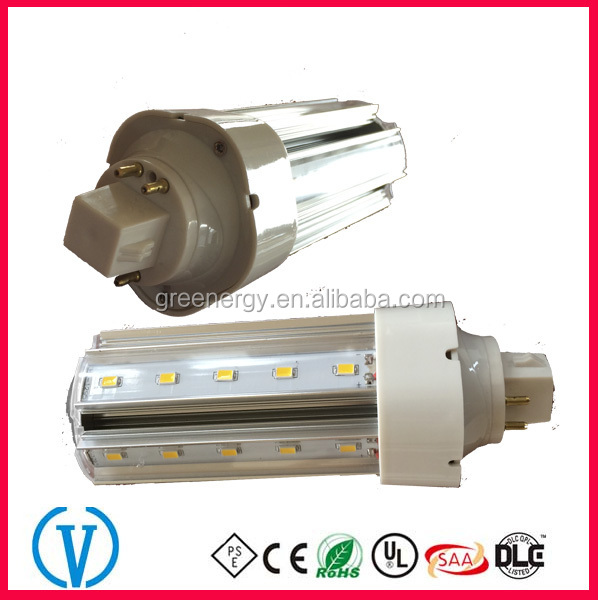 New Arrival g24q-3 360degree Beam Angle LED pl 11w 6400k lamp