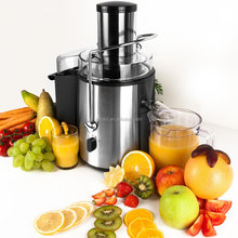 2017 hot selling 75mm whole apple Power juicer from Konlet Electric Co.Ltd