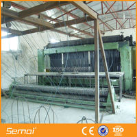 High speed gabion boxes and mattresses machine (Manufacture)