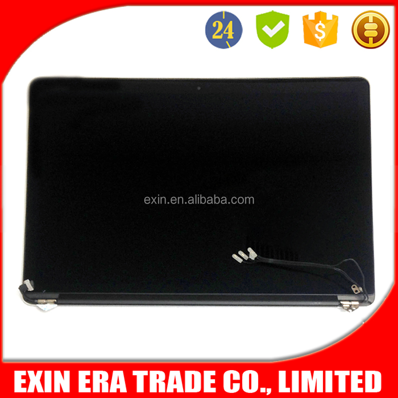 "For Apple Macbook Pro 15"" Retina A1398 LCD Screen Digitizer Display Assembly MC965 MC966 A1398 Screen"