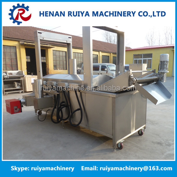 Factory provide gari fryer/gari frying machine/gari fryer for garri processing machine