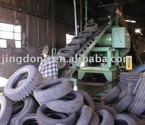 2015 New Product waste tyre recycling