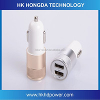 Electric Type Multiple Mobile Phone Car Charger 3.1a 2.1a