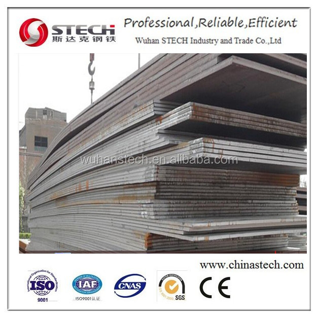 Low Alloy Heavy and Medium Metal Steel Sheet ASTM A36