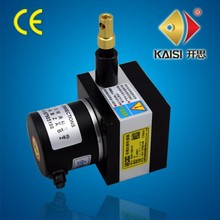 Digital KS18-800-15-F-524High traverse speed extension cable string potentiometer draw wire transdu linear displacement sensor