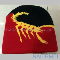 Fashion Man Sport Funky Bulk Knit Cartoon Hats