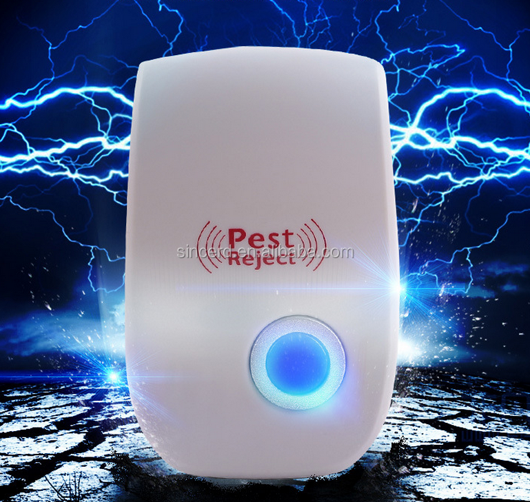 Best Indoor Ultrasonic electric mosquito killer Pest Repeller, Eco-friendly mosquito killer machine