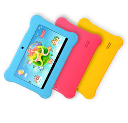 Children Tablet 7 Inch Android 4.4,Allwinner A33 Quad Core, 1024*600 HD Kids Tablet