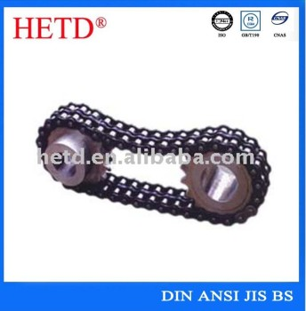 Double pitch Sprocket Conveyor Roller Chains