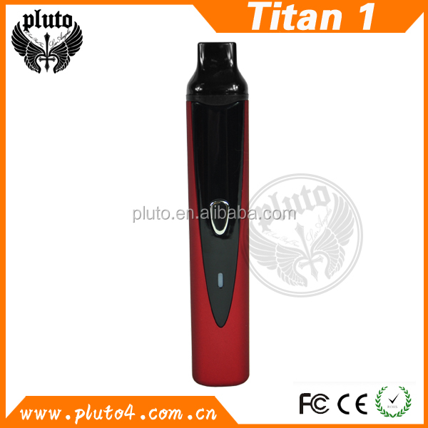 Dry Herb Vapor Leading brand Pluto authentic Titan 1 herb vaporizers in full stock