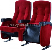 Hot sale metal cinema chair cinema seats cinema seating